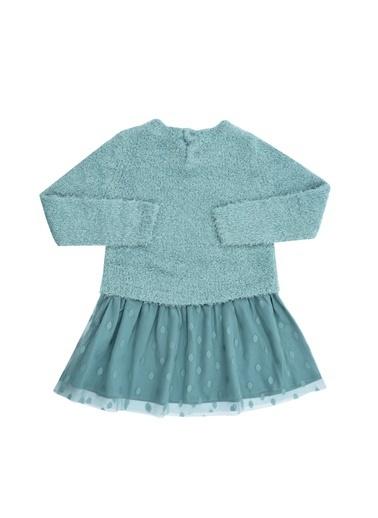 Losan Elbise Yeşil